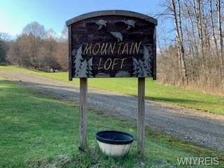 0 Mountain Loft Ln, Humphrey, NY 14741 (MLS #B1259940) :: The Chip Hodgkins Team