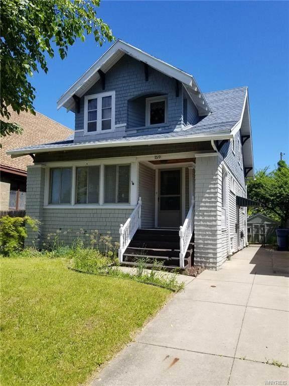 159 Englewood Avenue, Buffalo, NY 14214 (MLS #B1269091) :: BridgeView Real Estate Services