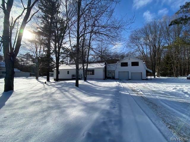 4109 Killbuck Road, Great Valley, NY 14779 (MLS #B1286860) :: MyTown Realty