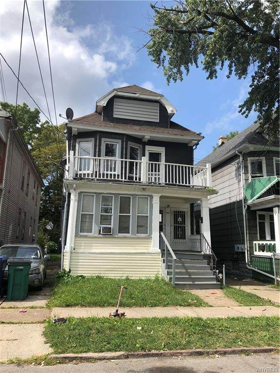 248 Cambridge Avenue, Buffalo, NY 14215 (MLS #B1294334) :: Lore Real Estate Services