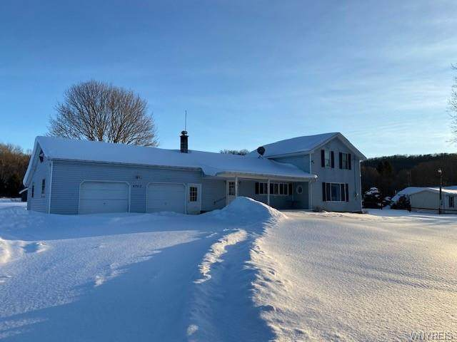 4765 Route 242, Franklinville, NY 14731 (MLS #B1295482) :: MyTown Realty