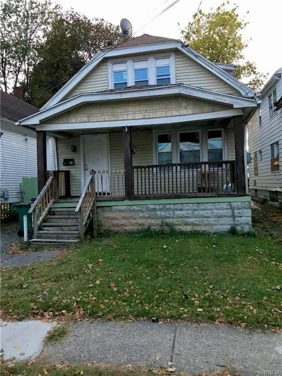 44 Zelmer Street, Buffalo, NY 14211 (MLS #B1298285) :: MyTown Realty