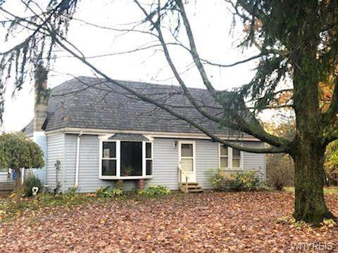 1097 Graff Road, Bennington, NY 14011 (MLS #B1304290) :: BridgeView Real Estate Services