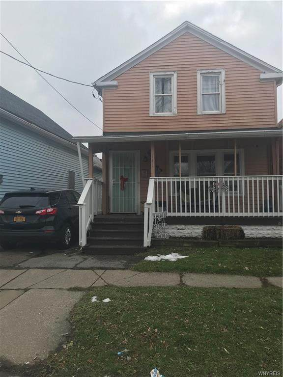 141 Austin Street, Buffalo, NY 14207 (MLS #B1313594) :: TLC Real Estate LLC