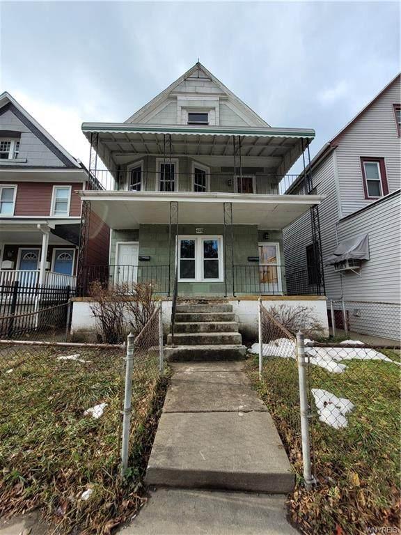 418 Grant Street, Buffalo, NY 14213 (MLS #B1314111) :: Avant Realty