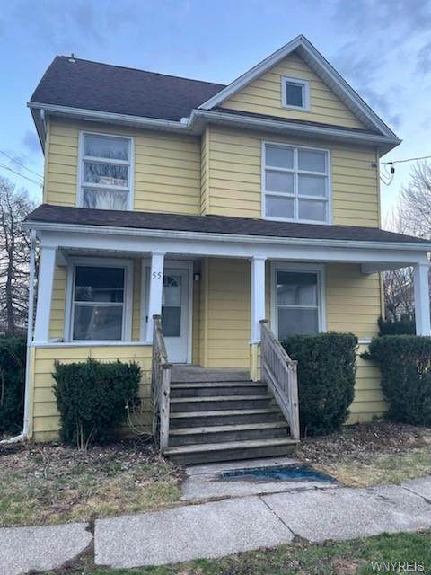 55 Bacon Street, Lockport-City, NY 14094 (MLS #B1322322) :: Avant Realty