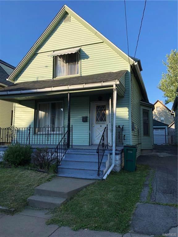 53 Hartman Place, Buffalo, NY 14207 (MLS #B1323117) :: 716 Realty Group