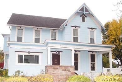 219 W Center Street, Ridgeway, NY 14103 (MLS #B1329409) :: BridgeView Real Estate Services