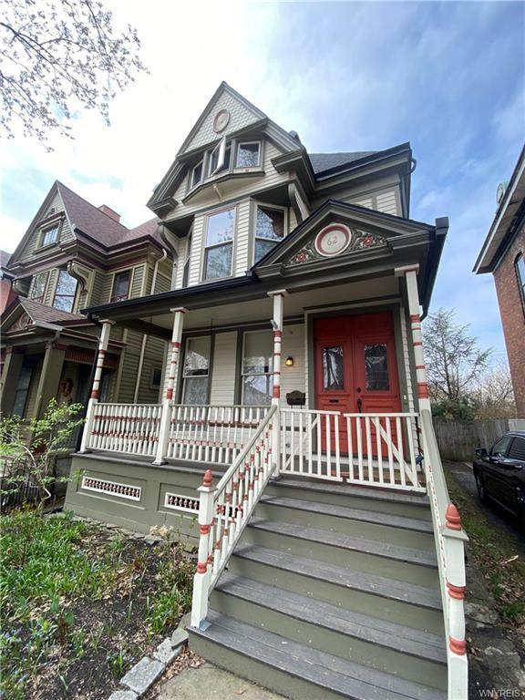 62 N Pearl Street, Buffalo, NY 14202 (MLS #B1329705) :: TLC Real Estate LLC