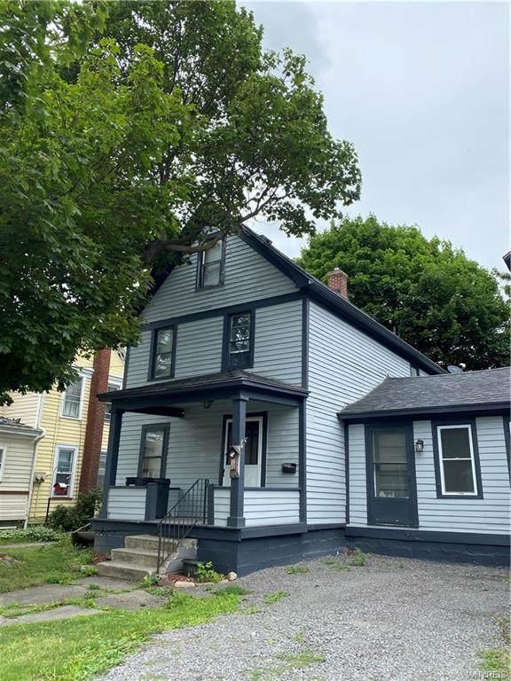 411 Ellicott Street, Batavia-City, NY 14020 (MLS #B1352662) :: BridgeView Real Estate Services