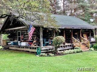 8866 Holdridge Road, Allen, NY 14709 (MLS #B1365935) :: BridgeView Real Estate