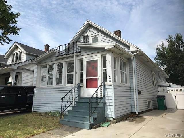 208 Villa Avenue, Buffalo, NY 14216 (MLS #B1366147) :: BridgeView Real Estate