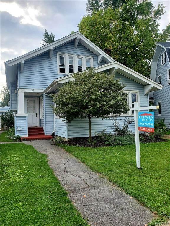 82 Radcliffe Road, Buffalo, NY 14214 (MLS #B1367905) :: Serota Real Estate LLC