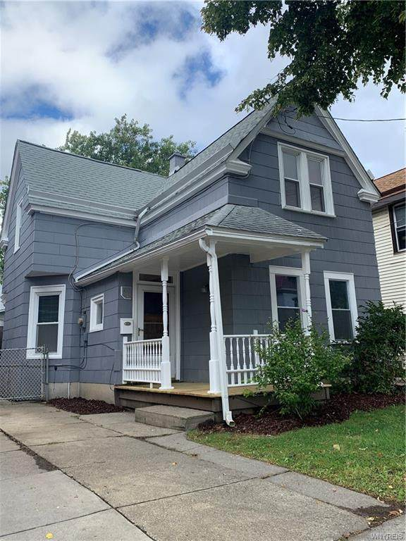 140 East Street, Buffalo, NY 14207 (MLS #B1368305) :: BridgeView Real Estate