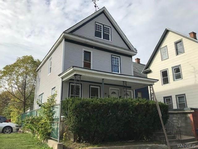 158 Baynes Street, Buffalo, NY 14213 (MLS #B1372699) :: Serota Real Estate LLC