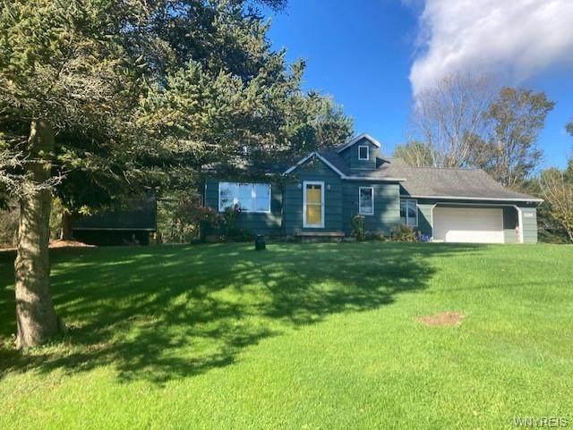 8200 Hayes Hollow Road, Colden, NY 14033 (MLS #B1373457) :: Serota Real Estate LLC