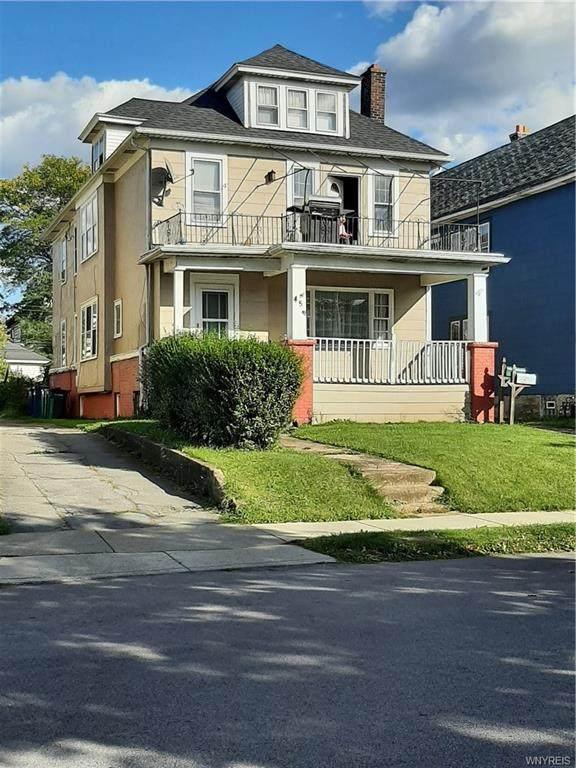 45 Virgil Avenue, Buffalo, NY 14216 (MLS #B1373477) :: Serota Real Estate LLC