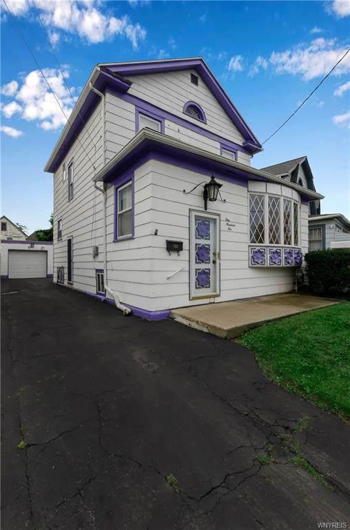 110 Chadduck Avenue, Buffalo, NY 14207 (MLS #B1374163) :: Serota Real Estate LLC