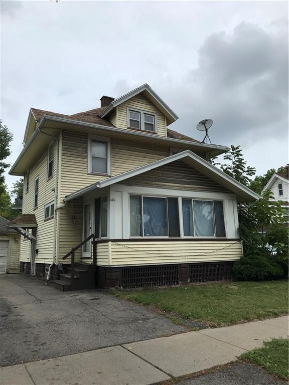 160 Scottsville Road, Rochester, NY 14611 (MLS #R1147470) :: BridgeView Real Estate Services