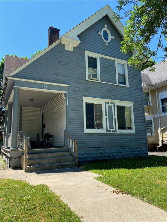 157 Grand Avenue, Rochester, NY 14609 (MLS #R1274552) :: Updegraff Group