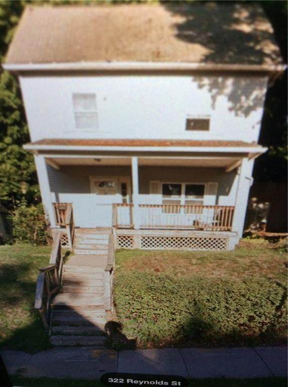 322 Reynolds Street, Rochester, NY 14608 (MLS #R1295399) :: Thousand Islands Realty