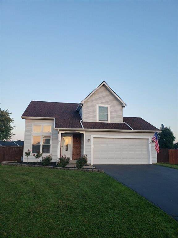 44 Rochelle Drive, Chili, NY 14428 (MLS #R1295430) :: Lore Real Estate Services