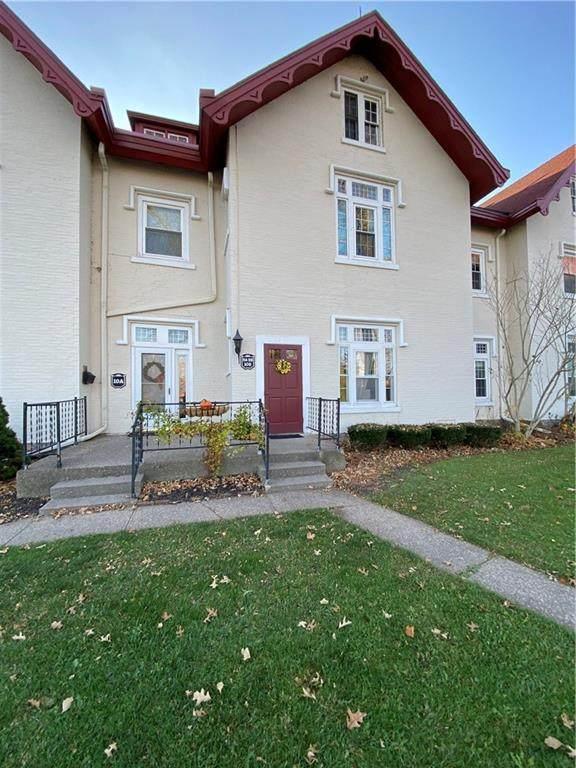 125 Grove Street 10B, Canandaigua-City, NY 14424 (MLS #R1308080) :: 716 Realty Group