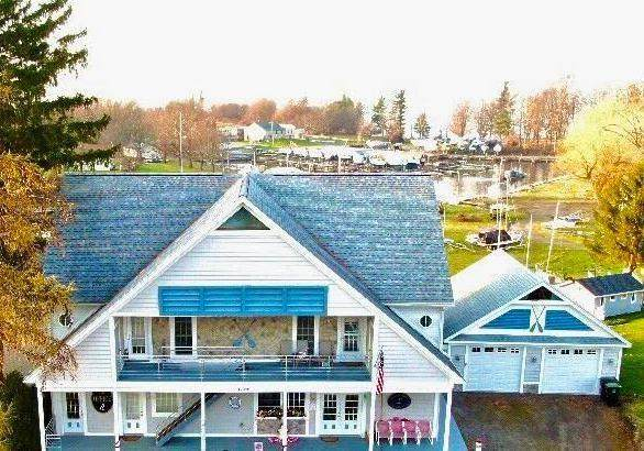 4139 Lake Road, Williamson, NY 14589 (MLS #R1357985) :: BridgeView Real Estate