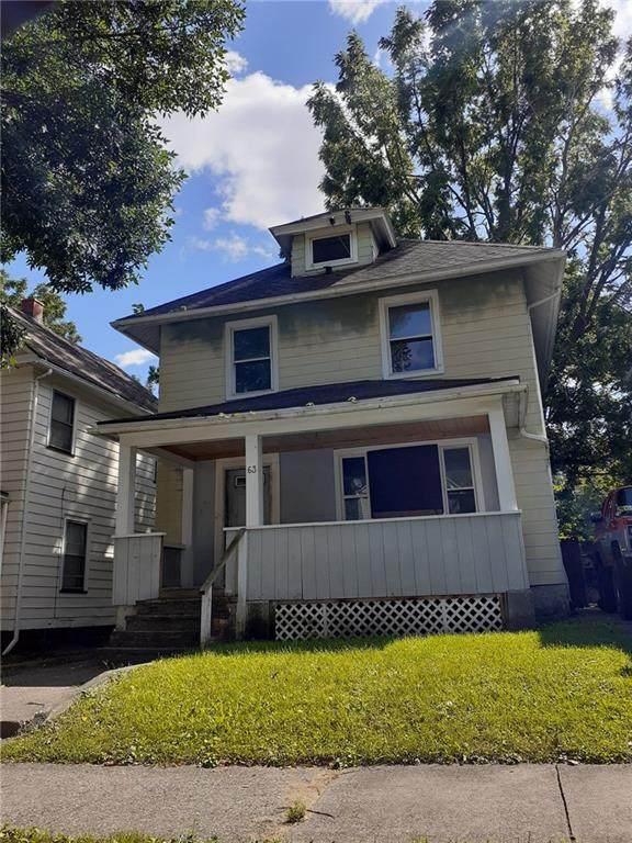 63 Locust Street, Rochester, NY 14613 (MLS #R1361585) :: Robert PiazzaPalotto Sold Team