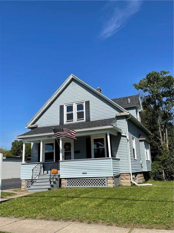 160 Humboldt Street, Rochester, NY 14610 (MLS #R1369830) :: Lore Real Estate Services