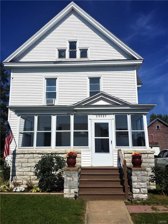 20427 Sunrise Avenue, Orleans, NY 13656 (MLS #S1087451) :: Thousand Islands Realty