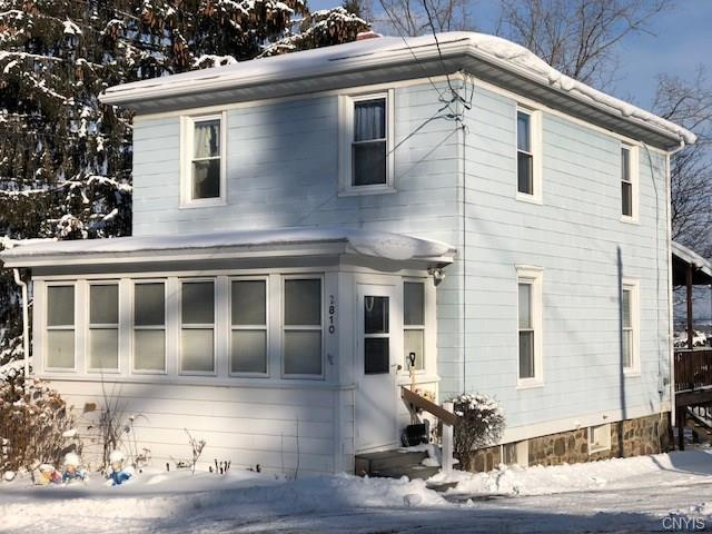 2810 Rose Hill Road, Marcellus, NY 13110 (MLS #S1092491) :: Thousand Islands Realty