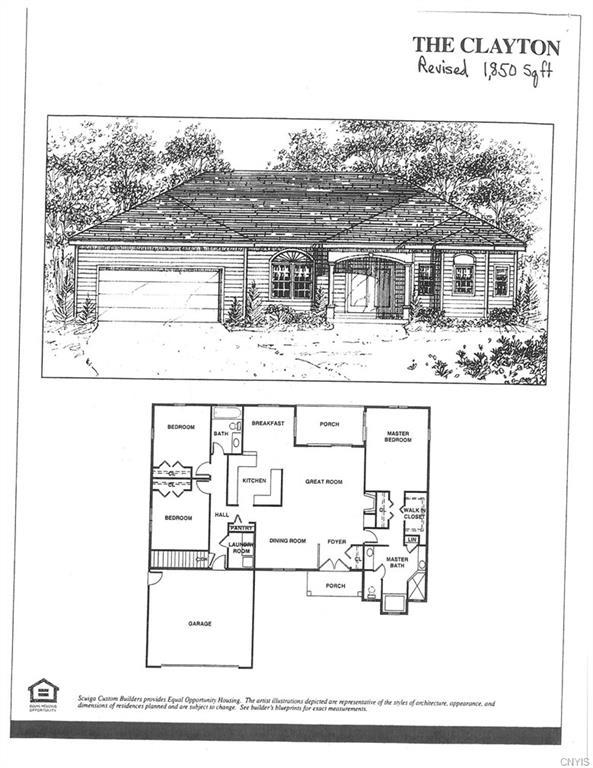 Lot 74 Outlook Drive #74, Onondaga, NY 13215 (MLS #S1093646) :: The Rich McCarron Team