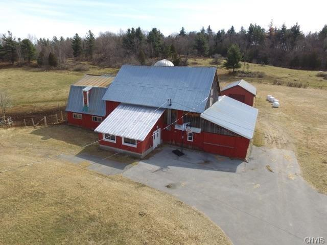 452 Garrison Road, Pitcairn, NY 13648 (MLS #S1115929) :: Thousand Islands Realty