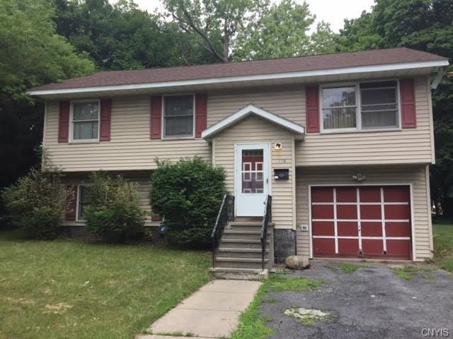 116 White Street, Syracuse, NY 13204 (MLS #S1136998) :: The Rich McCarron Team
