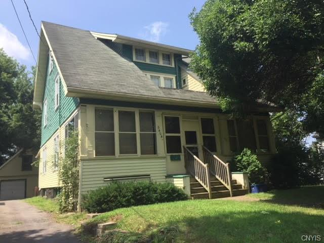 5404 S Salina Street, Syracuse, NY 13205 (MLS #S1140019) :: The Chip Hodgkins Team
