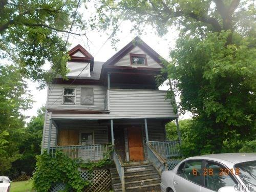 311 East Kennedy Street Street, Syracuse, NY 13205 (MLS #S1143548) :: Thousand Islands Realty