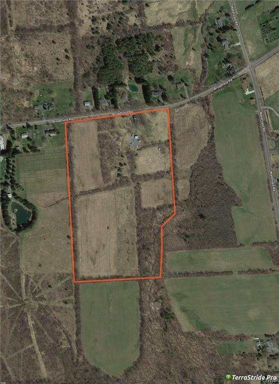 7690 Broadfield Road, Pompey, NY 13104 (MLS #S1149083) :: BridgeView Real Estate Services