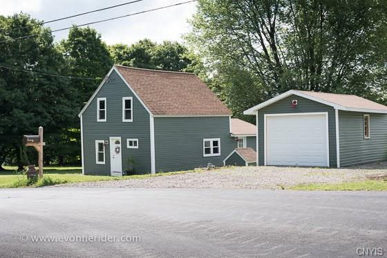 8102 Number 4 Road W, Pompey, NY 13104 (MLS #S1150849) :: Robert PiazzaPalotto Sold Team