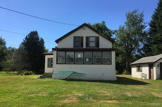24791 Mullin Road, Brownville, NY 13634 (MLS #S1179786) :: Thousand Islands Realty