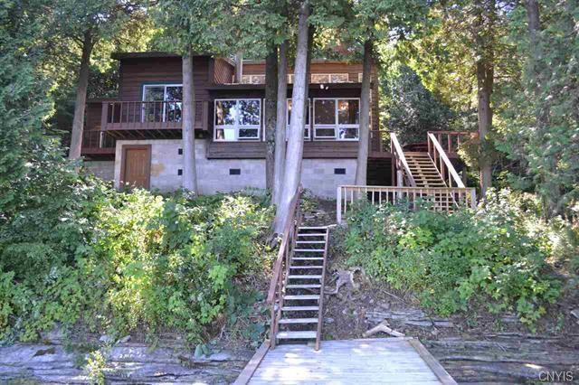 37 Blackstone Bay Road East, Morristown, NY 13664 (MLS #S1192106) :: The Glenn Advantage Team at Howard Hanna Real Estate Services