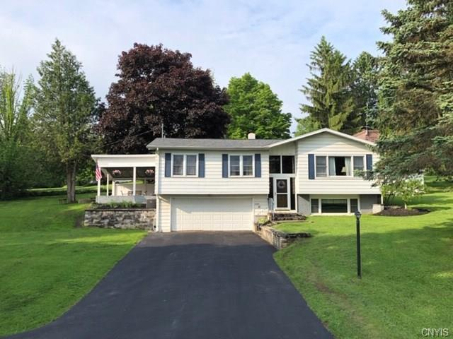 5791 Ridge Road, Cazenovia, NY 13035 (MLS #S1199175) :: The Glenn Advantage Team at Howard Hanna Real Estate Services