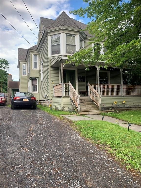 112 North Street, Auburn, NY 13021 (MLS #S1201312) :: The Glenn Advantage Team at Howard Hanna Real Estate Services