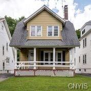 142 Durston Avenue, Syracuse, NY 13203 (MLS #S1204966) :: Thousand Islands Realty