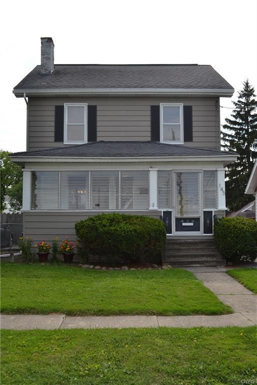 145 Kenwood Avenue, Syracuse, NY 13208 (MLS #S1216518) :: 716 Realty Group