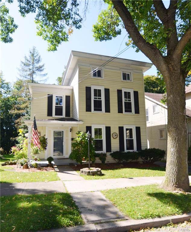 16 Mulberry Street, Kirkland, NY 13323 (MLS #S1226156) :: BridgeView Real Estate Services