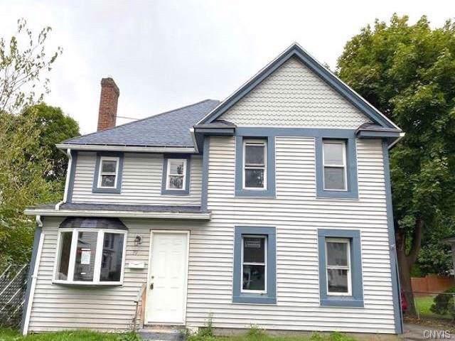 39 Nelson Street, Auburn, NY 13021 (MLS #S1229001) :: Updegraff Group