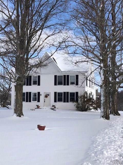 2500 Tucker Road, Cazenovia, NY 13122 (MLS #S1233465) :: The Glenn Advantage Team at Howard Hanna Real Estate Services