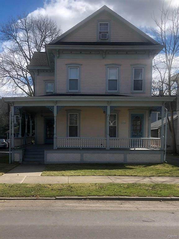 35 Madison Street, Cortland, NY 13045 (MLS #S1258861) :: BridgeView Real Estate Services