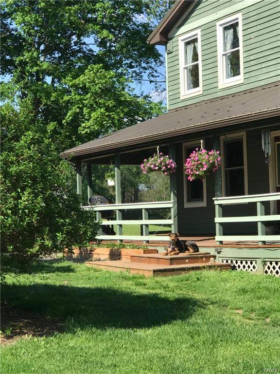 231 Myers Road, Lansing, NY 14882 (MLS #S1259113) :: Lore Real Estate Services